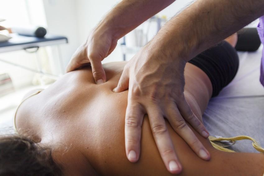 masaż tkanek głębokich